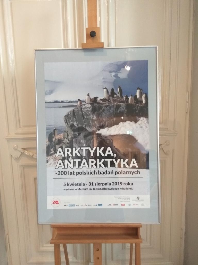 wystawa Arktyka, Antarktyka – 200 lat polskich badań polarnych