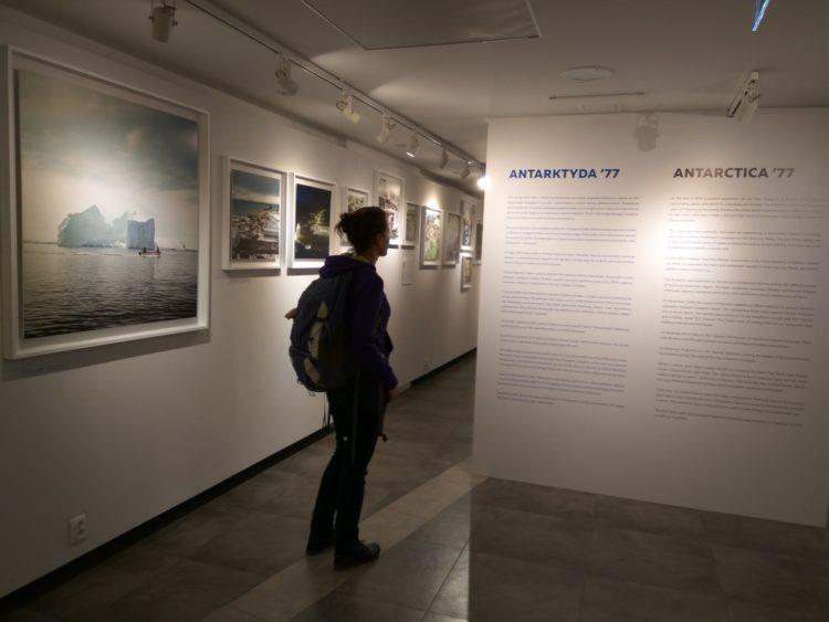 Wystawa Polskie Bieguny